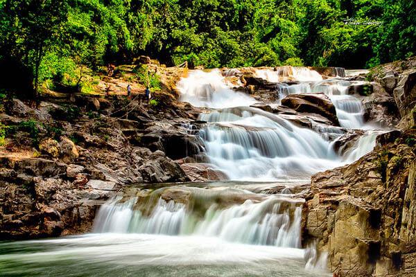 Thác Yangbay - Địa điểm du lịch Khánh Hòa đẹp