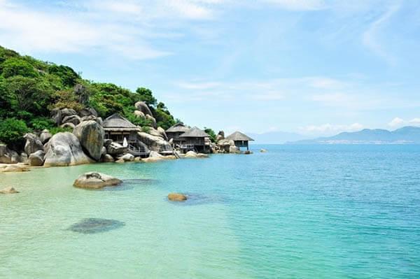 Vịnh Ninh Vân - Địa điểm du lịch Khánh Hòa đẹp