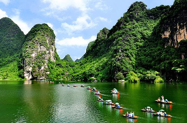 Ninh Bình được xem là một Việt Nam thu nhỏ