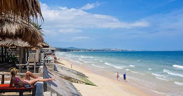 Biển Mũi Né - Bình Thuận