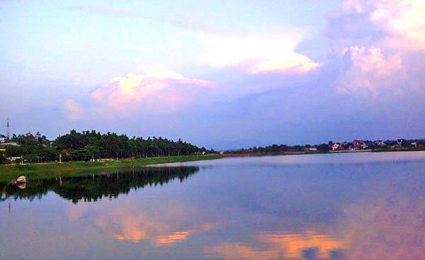 Hồ Tây Đắk Mil – viên ngọc xanh giữa đại ngàn Tây Nguyên