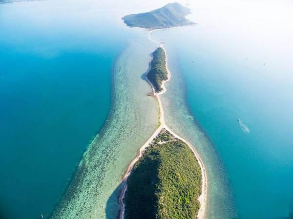 Đảo Điệp Sơn - Địa điểm du lịch hấp dẫn ở Phú Yên