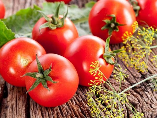 Ăn nhiều cà chua để gan khỏe hơn