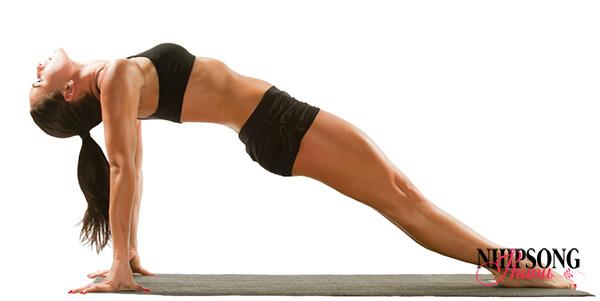 Tập thể dục không chỉ tốt cho sức khỏe mà còn giúp giảm béo bụng hiệu quả