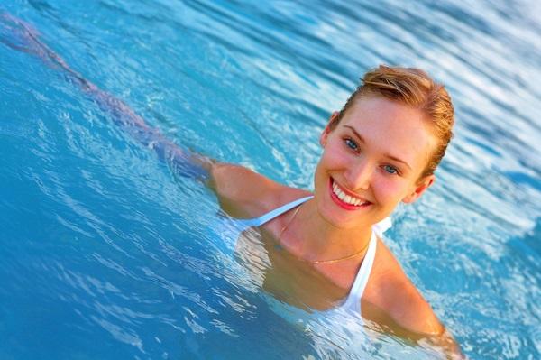 Bơi nhẹ mỗi ngày