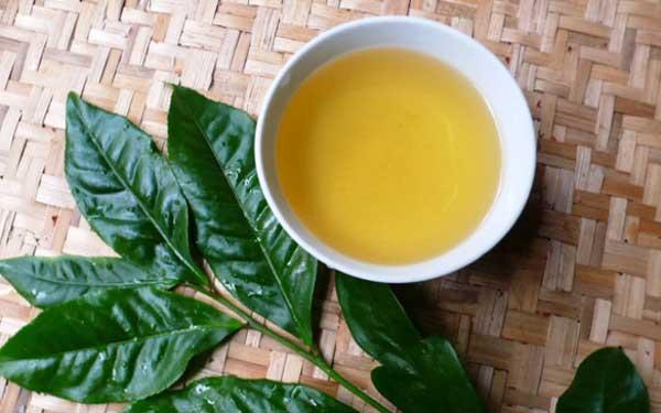 Không nên dùng nước trà xanh để rửa mặt sẽ làm da thô ráp
