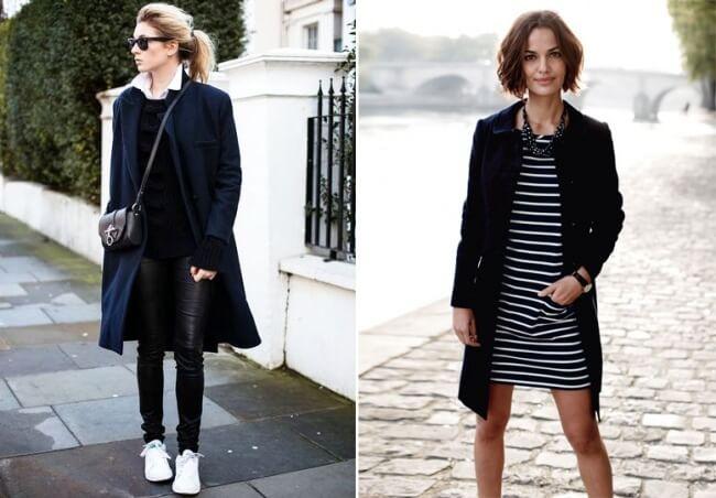 Phụ nữ Pháp ưa thích áo khoác tối màu - Mặc đẹp như phụ nữ Pháp
