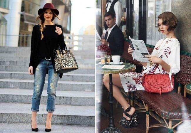 Phái đẹp Pháp thích đầu tư vào túi xách - Mặc đẹp như phụ nữ Pháp