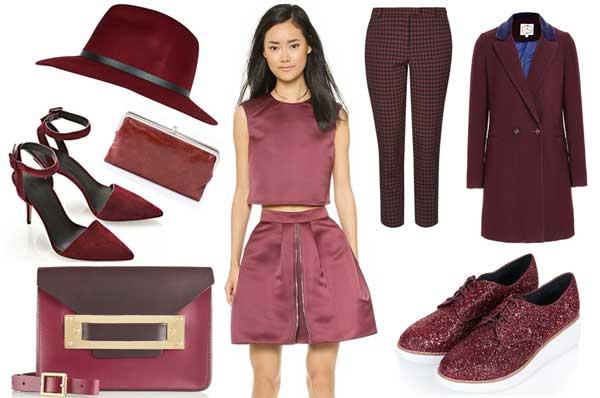 Cách phối màu quần áo tương đồng cho nữ