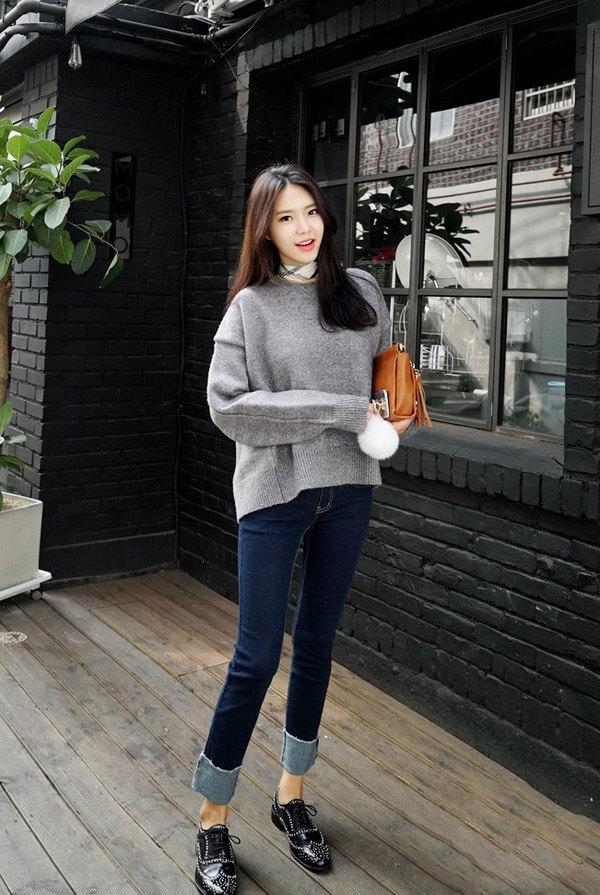 Áo len là sự lựa chọn hoàn hảo cho mùa đông