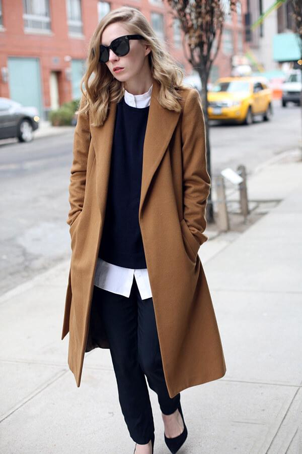 Độ dài của áo phải phù hợp với chiều cao