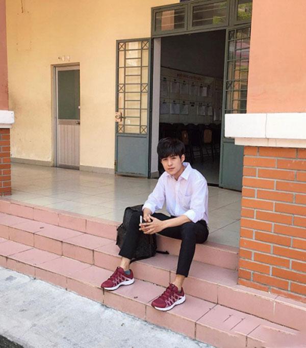 Đỗ Nhật Trường - Cách ăn mặc đẹp của học sinh nam