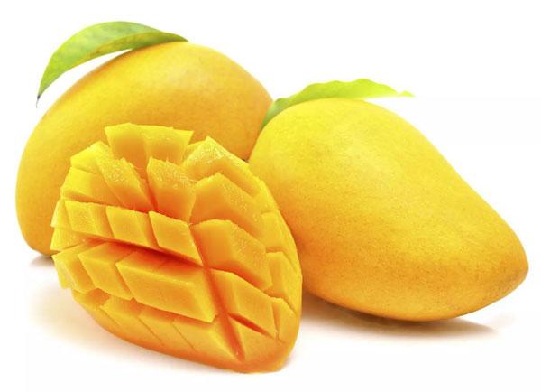 Xoài chín là một loại trái cây tốt cho mẹ bầu. Ảnh internet