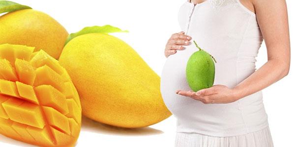 Bà bầu ăn xoài chín giúp bổ sung nhiều dưỡng chất cho cơ thể