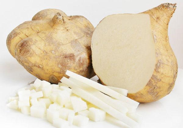 Củ đậu chứa nhiều chất dinh dưỡng tốt cho mẹ bầu