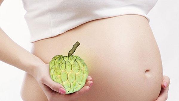 Mẹ bầu ăn quả an tốt cho sức khỏe của bản thân và thai nhi
