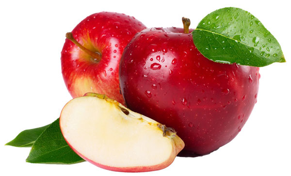 Ngoài lựu thì táo cũng là loại trái cây tốt cho bà bầu