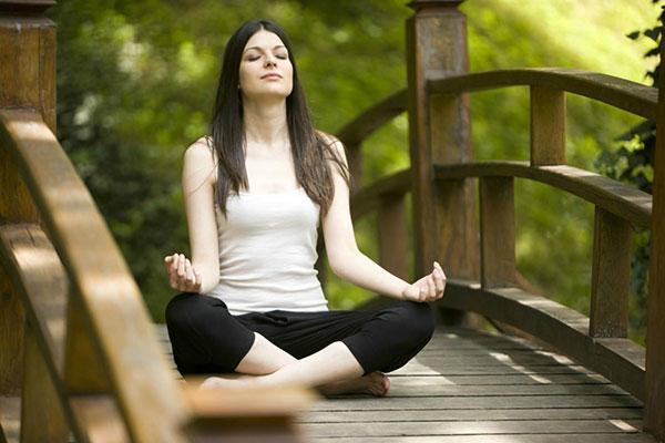 Thiền mang đến sự thư thái và an yên trong tâm hồn