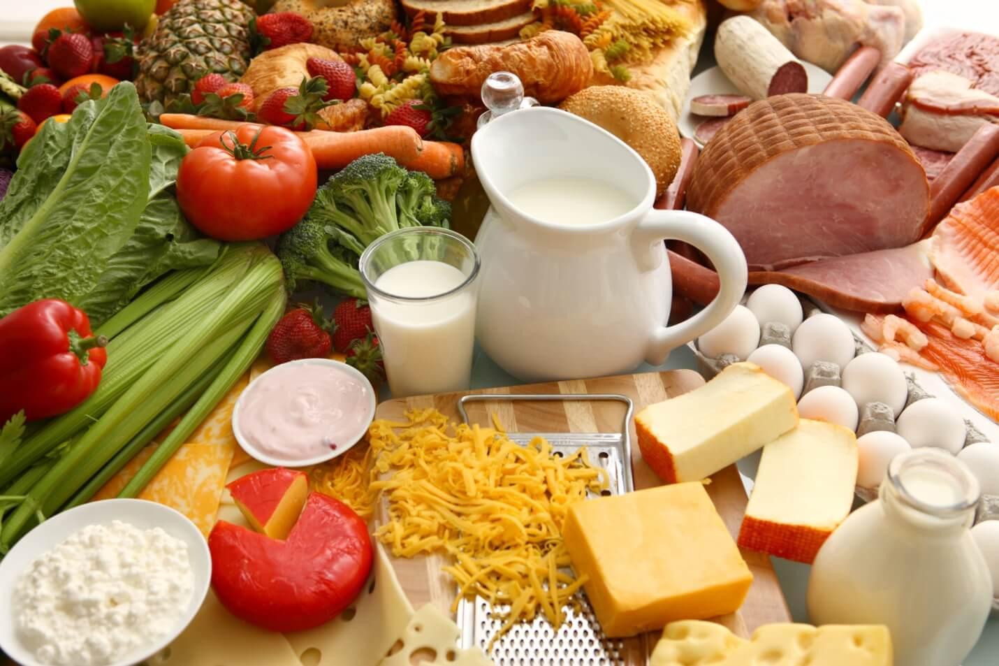 Thực phẩm giàu axit amin giúp trẻ dậy thì cao vượt trội