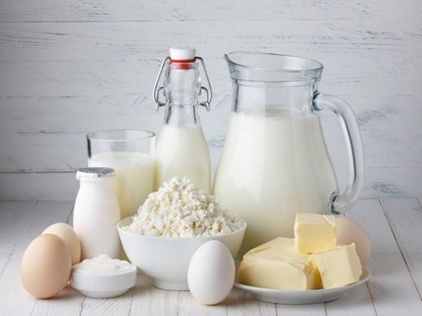 sữa và các sản phẩm từ sữa