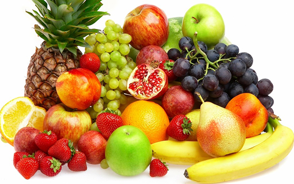 Trái cây rất giàu các loại vitamin giúp tăng chiều cao