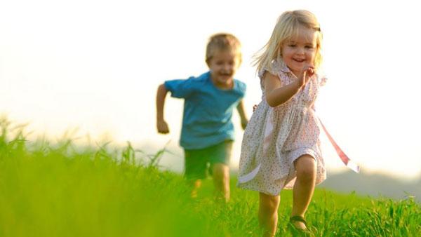 Chiều cao của trẻ phát triển nhanh chóng từ 0-5 tuôi