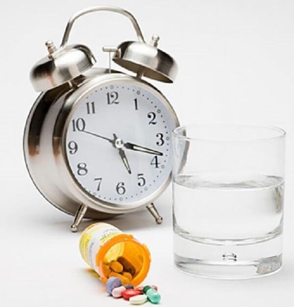 Sử dụng đúng giờ, đúng liều lượng