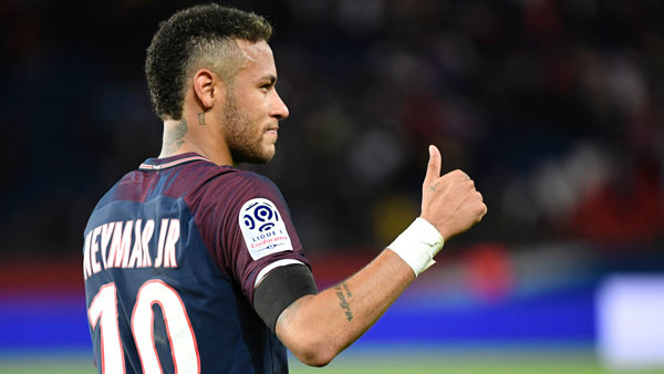 Neymar là cầu thủ bóng đá sáng giá