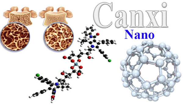 Canxi Nano là loại canxi mới có kích thước siêu nhỏ dưới 60nm