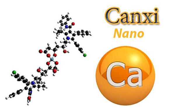 Canxi Nano là Canxi mới có kích thước siêu nhỏ
