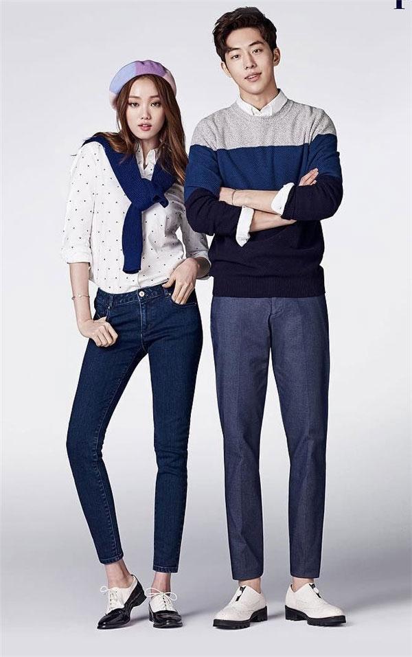 Nam Joo Hyuk là diễn viên - người mẫu nổi tiếng