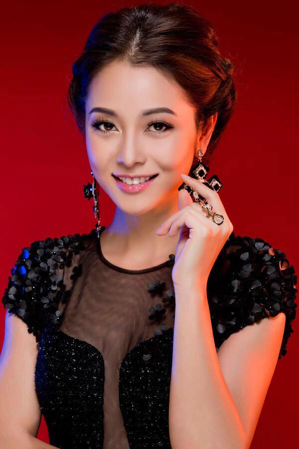 Hoa hậu Jennyfer Phạm