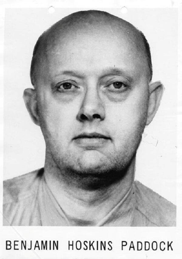 Benjamin Paddock, cha của hung thủ xả súng Las Vegas Reuters