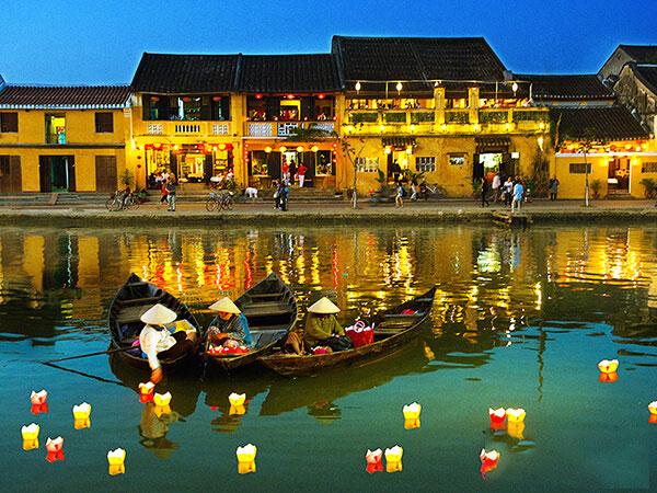 Hội An - Thành phồ lồng đèn của Việt Nam