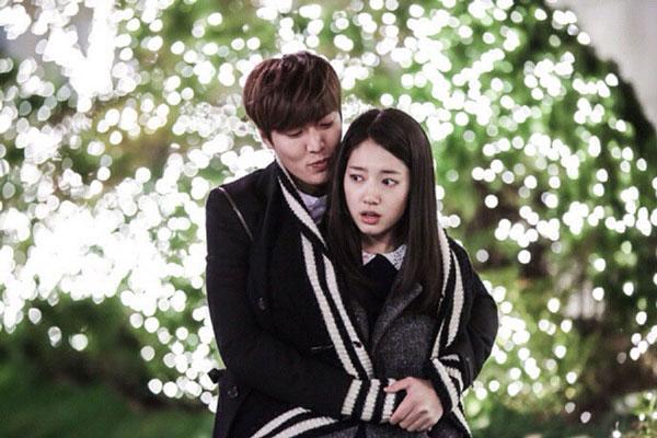 Gần đây Park Shin Hye thành công với nhiều vai diễn
