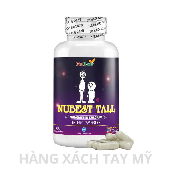 Nên lưu ý để mua được NuBest Tall chính hãng