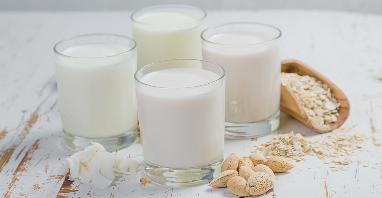 Nên thay sữa bò thành sữa hạt để cung cấp nguồn Canxi tự nhiên tốt cho sự phát triển của trẻ
