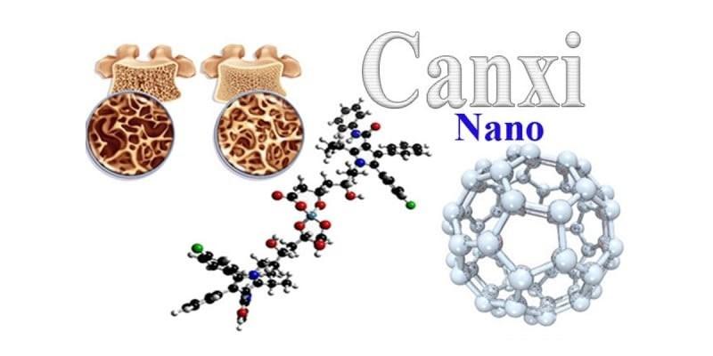 Bổ sung Canxi thông qua các sản phẩm sử dụng công nghệ Nano Canxi mang lại hiệu quả tối ưu hơn