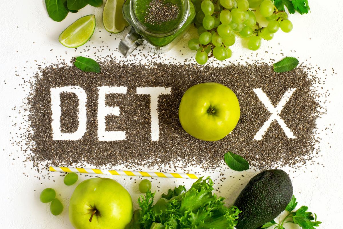 Phương pháp detox cơ thể hiện đang được rất nhiều áp dụng