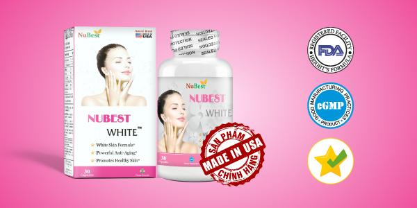 TPBVSK NuBest White đáp ứng đầy đủ tiêu chí uy tín, chất lượng