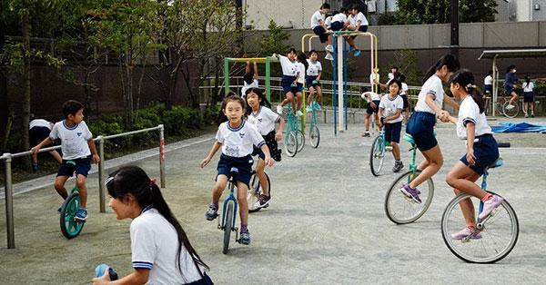 Nhật Bản phát triển mạnh mô hình câu lạc bộ thể thao học đường