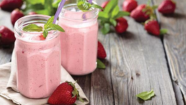 Thức uống dinh dưỡng có khả năng đáp ứng nhu cầu năng lượng cơ thể cần
