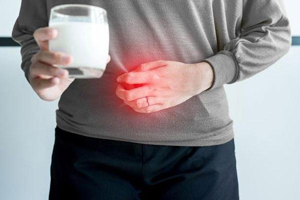 Khá nhiều người bị dị ứng với sữa hoặc không dung nạp sữa