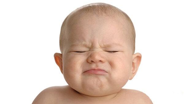 Táo bón là hiện tượng thường gặp ở trẻ sơ sinh