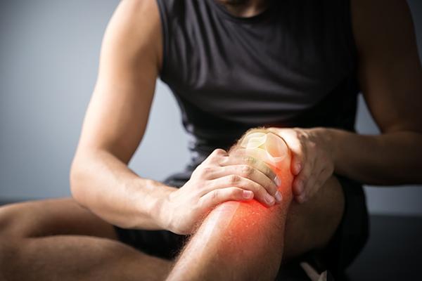 Thiếu Canxi làm các khớp xương dễ bị tổn thương
