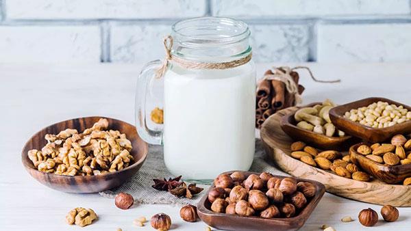 Sữa hạt chứa nguồn protein thực vật và nhiều vi khoáng tốt cho chiều cao