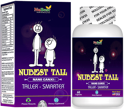 Nubest Tall - Thực phẩm chức năng tăng chiều cao