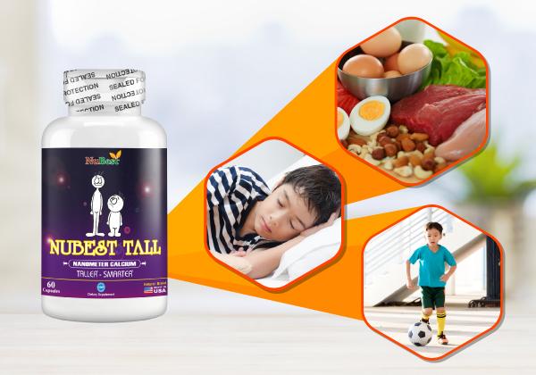 Nên sử dụng TPBVSK kết hợp đồng bộ với các chế độ dinh dưỡng, vận động, ngủ nghỉ hợp lý
