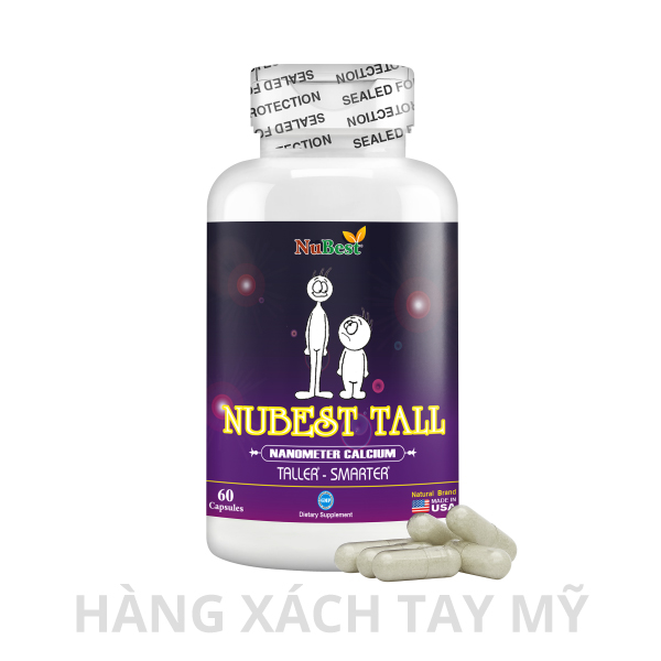 NuBest Tall nhận được sự tin yêu của nhiều người tiêu dùng