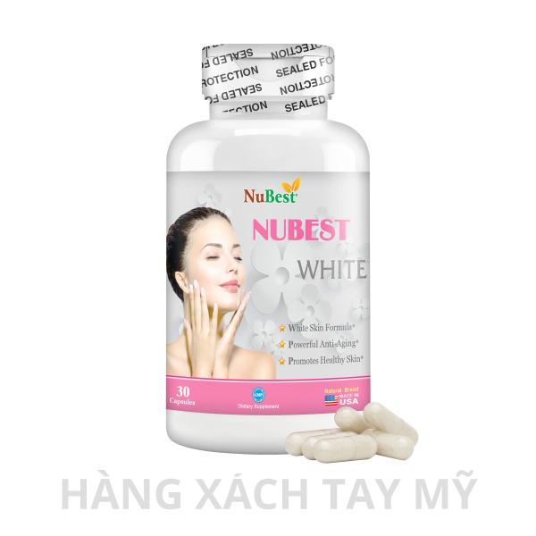 Viên uống hỗ trợ trắng da NuBest White